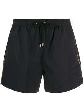 PS Paul Smith drawstring shorts - Black