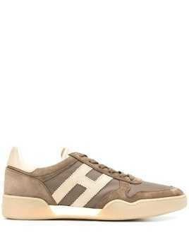 Hogan H357 sneakers - Brown