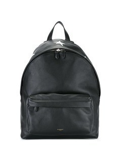 Givenchy star print backpack - Black