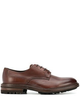 Henderson Baracco classic lace up shoes - Castagna