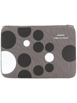Comme Des Garçons Wallet Macbook Air 11'' case - Grey