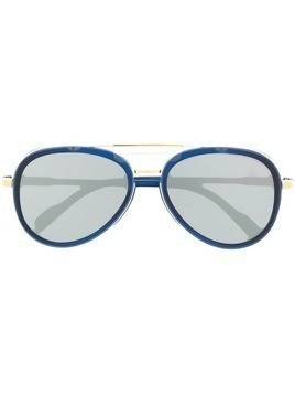 Cutler & Gross aviator sunglasses - Blue