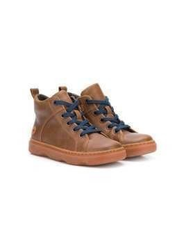 Camper Kido boots - Brown