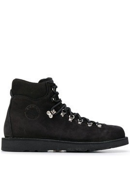 Diemme lace-up ankle boots - Black