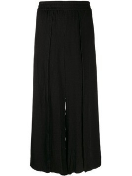 Alice+Olivia Elba wide-leg trousers - Black