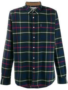 Barbour Highland check-print shirt - Blue