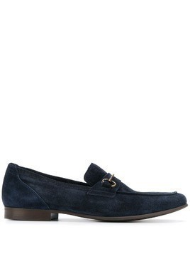 Henderson Baracco horsebit loafers - Blue