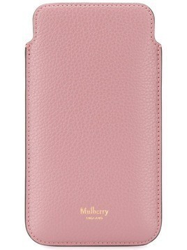 Mulberry iPhone slip cover - PINK