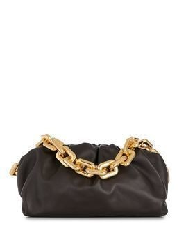 Bottega Veneta The Chain Pouch shoulder bag - Brown