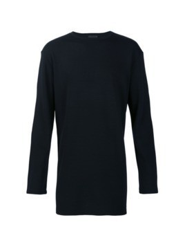 Thamanyah longsleeved T-shirt - Black