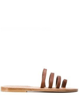 K. Jacques Alboran sandals - Brown