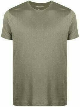 Majestic Filatures round neck short-sleeve T-shirt - Green