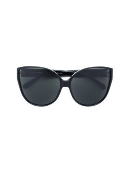 Linda Farrow butterfly frame sunglasses - Black