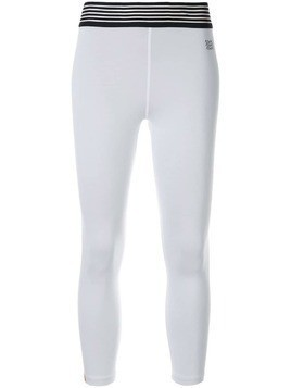 Monreal London silhouette leggings - White