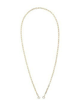 Foundrae 18kt yellow gold Refined Open Clip chain