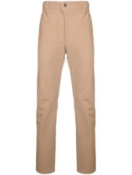 Julien David slim fit chinos - Neutrals