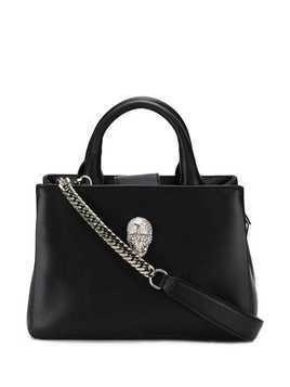 Philipp Plein skull tote bag - Black