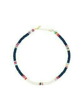 ALLTHEMUST beaded necklace - Blue