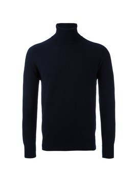 Ami Alexandre Mattiussi turtleneck sweater - Blue