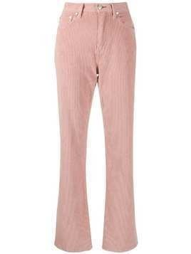 Rag & Bone straight-leg trousers - PINK