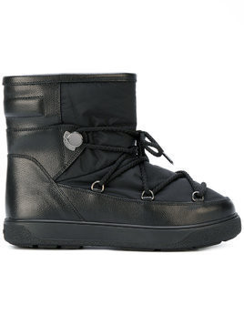 Moncler New Fanny snow boots - Black