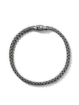 David Yurman Box Chain medium bracelet - SS