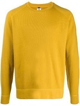 Mc Lauren round neck jumper - Yellow