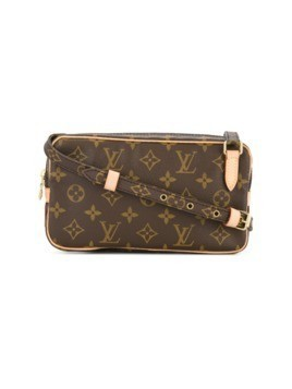 Louis Vuitton Vintage Marly Bandouliere shoulder bag - Brown
