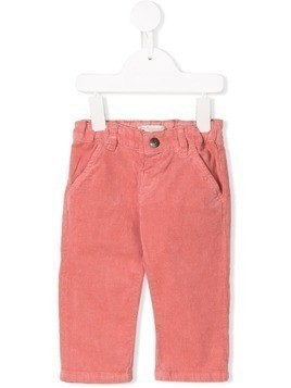 Bonpoint corduroy trousers - Pink & Purple