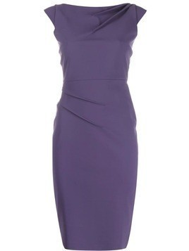 Le Petite Robe Di Chiara Boni fitted midi dress - Purple