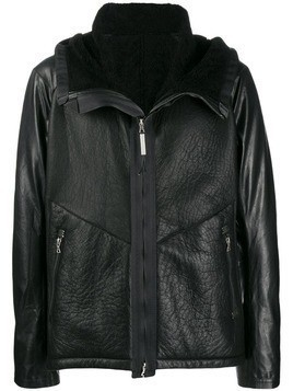 Isaac Sellam Experience Exile down jacket - Black