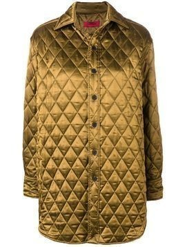 The Gigi Zoe quilted jacket - Green