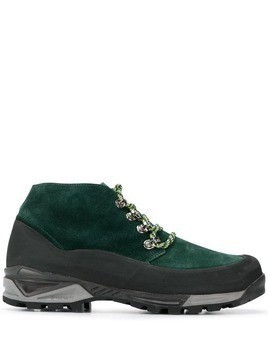 Diemme lace-up ankle boots - Green
