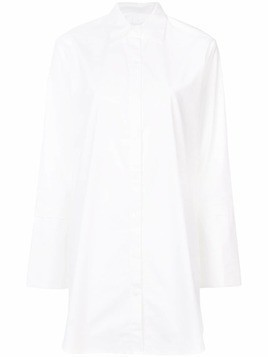 Kamperett Leonard oversized shirt - White