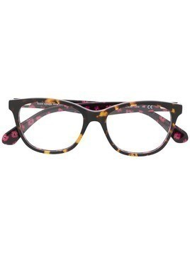 Kate Spade tortoiseshell glasses - Brown
