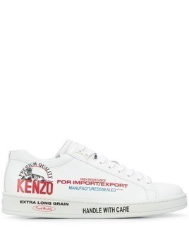 Kenzo Rice Bags Tennix sneakers - White