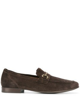 Henderson Baracco horsebit loafers - Brown