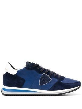 Philippe Model Paris Tropez low-top trainers - Blue