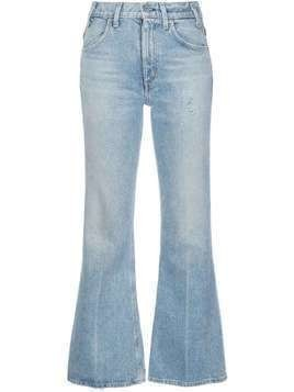 Citizens Of Humanity Amelia flared jeans - Blue