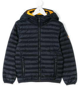 Ciesse Piumini Junior hooded padded jacket - Blue