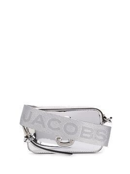 Marc Jacobs printed logo shoulder bag - Grey
