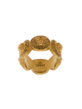 Versace Medusa ring - Metallic