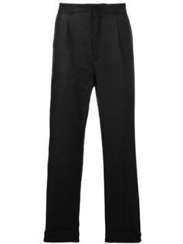 Jacquemus flared trousers - Black