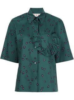 Marni Teardrop Short Sleeved Shirt
