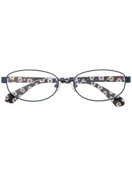 Kate Spade oval glasses - Blue