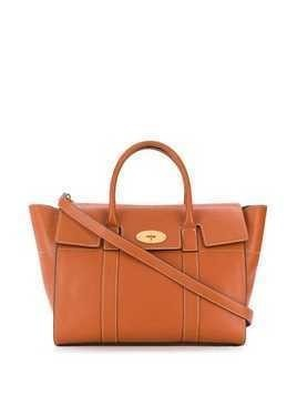 Mulberry Heritage Bayswater tote bag - Brown