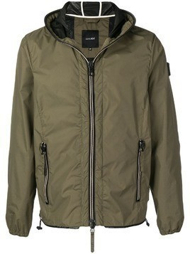 Duvetica hooded jacket - Green