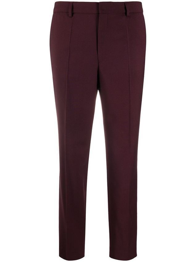 Filippa K Emma cropped trousers - Red
