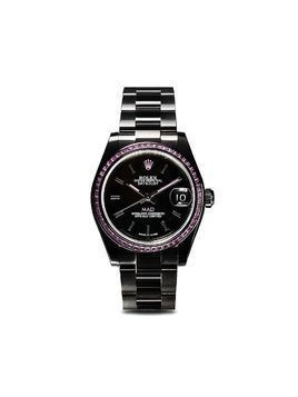 MAD Paris Rolex Oyster Perpetual Datejust watch - Black