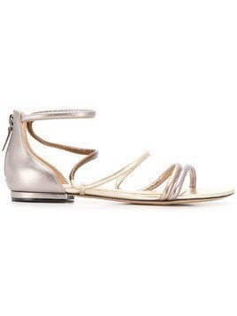 Alexandre Birman strappy sandals - Gold